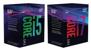 Intelin 8. nesil çipleri yeni anakart gerektiriyor mu