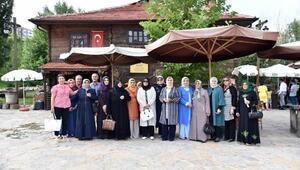 Yozgatlı şehit yakınları Altındağda