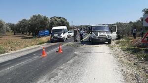 Altınözünde insan kaçakçıları jandarmayla çatıştı; 1 ölü, 5 yaralı