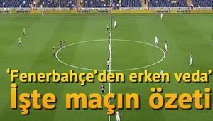 Fenerbahçeden erken veda.. Fenerbahçe Vardar maç özeti ve karşılaşmanın golleri