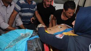 Çukurcada PKKdan yol işçilerine saldırı: 1 yaralı (2)