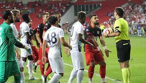 Adana Demir deplasmanda Samsunu devirdi