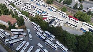 İstanbulun en yoğun yeri