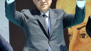 Erdoğan: Türkiye artık ayağa kalktı, şahlanışın önüne geçemeyeceksiniz