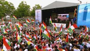 IKBYden Almanyanın Köln şehrinde 'bağımsızlık referandumu festivali