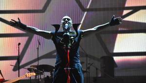 Rock Festivalinde sahne Hayko Cepkin ve Şebnem Ferahın