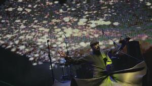 Rock Festivalinde sahne Hayko Cepkin ve Şebnem Ferahın (2)