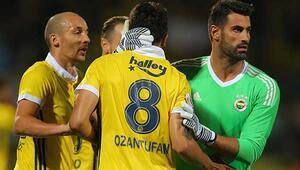 Ozan Tufan Fenerbahçeye hayat verdi 3 gol, 2 kırmızı kart...