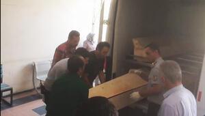 Cenazeler aynı araçla Adli Tıp Kurumuna gönderildi