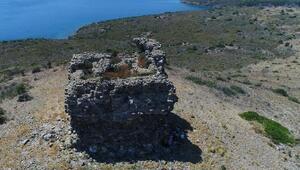 Ayvalık adalarında arkeolojik araştırma