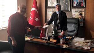 Ramazanoğlu, kurban vekaletini Kızılaya verdi