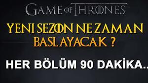 Game of Thrones 7 sezon 7. bölüm sezon finali bölümünde neler yaşandı Yeni sezon ne zaman başlayacak