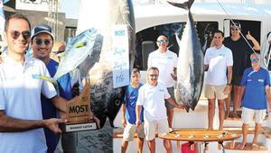 En büyük balıkla turnuva rekoru