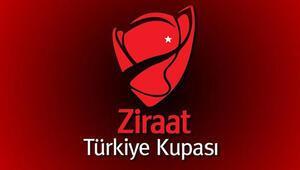 Ziraat Türkiye Kupası 2.tur maçları yarın başlıyor İşte program...