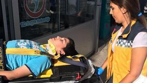 Bayram tatili yolunda kaza: 1 ölü, 3 yaralı