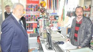 TESK Başkanı Palandöken: Kırtasiye ürünlerini güvenilir yerlerden alın