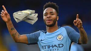 Manchester City o oyuncu için Sterling ve bir miktar paradan olacak