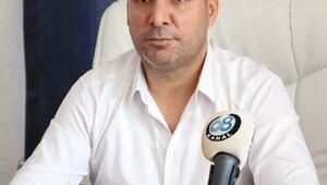 Mersin İdmanyurdu Kulüp Başkanı Mahmut Karak: İstemediğimiz bir sonuç aldık