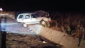 Bilecikte otomobil şarampole uçtu: 3 ölü, 2 yaralı