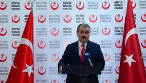 """BBP Genel Başkanı Destici: """"Kurban bayramına gözü yaşlı ve hüzünlü giriyoruz"""""""