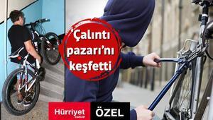 İşte İstanbulun bisiklet dedektifi