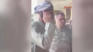 Erdoğan ve Binali Yıldırım Aktütündeki asker ve korucuların Kurban Bayramını kutladı