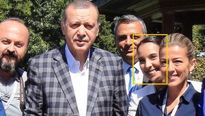 Cumhurbaşkanı Erdoğan muhabiri şaşırttı