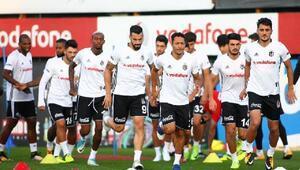 Beşiktaş Karabükspor maçının hazırlıklarına devam etti