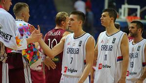 Sırbistan sürprize izin vermedi