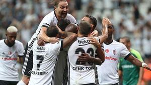 Beşiktaşın Şampiyonlar Ligi kadrosu belli oldu