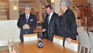 TESK: Türk dizilerinde yerli ürünler ön plana çıkarılmalı