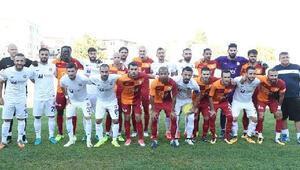 Galatasaray hazırlık maçında Eyüpsporu 4-2 mağlup etti