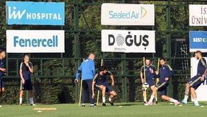 Fenerbahçe, Medipol Başakşehir maçının hazırlıklarını sürdürdü