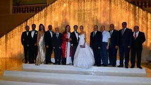 Engin ile Elif evlendi
