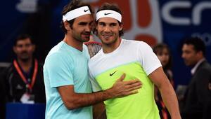 Nadal ve Federer yola devam dedi