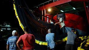 İstanbullu balıkçılar vira bismillah dedi