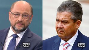 SPD Lideri Schulz, kendi bakanıyla ters düştü