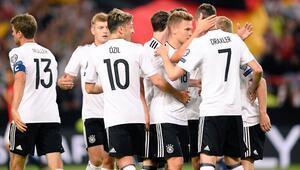 Almanya patlaması Mesut ve Gomez...