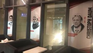 Vodafone Parkta Mustafa Denizliye büyük ayıp