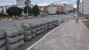 Gaziler Caddesi yeni yüzüne kavuşuyor