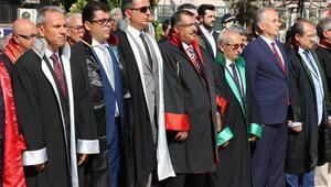 Denizlide adli yıl açılışı törenle yapıldı