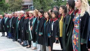 Zonguldak'ta adli yıl açılışı törenle yapıldı