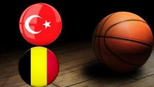 Türkiye - Belçika / CANLI ANLATIM