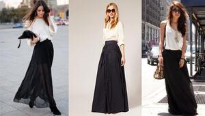 Bacak boyunuzu daha uzun gösteren kıyafetler