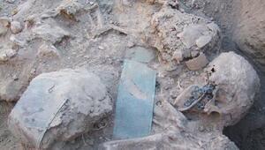 2 bin 750 yıllık Urartu nekropolü gün ışığına çıktı