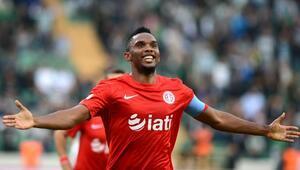Samuel Etoo ne zaman futbolu bırakacak Ali Şafak Öztürk açıkladı...