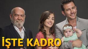 Ver Elini Aşk dizisi oyuncuları kimdir Ver Eline Aşk bu akşam Kanal Dde başlıyor