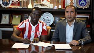 Demir Grup Sivasspor, Delvin N´Dingayı transfer etti