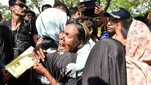 Emine Erdoğan, Bangladeşte Rohingyalı sığınmacılara yardım dağıttı