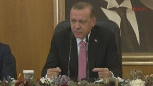Cumhurbaşkanı Erdoğandan Zafer Çağlayan yanıtı